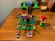 Lego Friends Olivia's Tree House 3065 100 Complete With Manuals