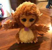 Hasbro Fur Real Friends Cuddles My Giggly Monkey Moving Talking Pet Toy