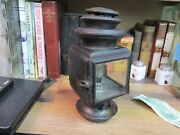 Ford Model T Black And Brass Jno. W. Brown Mfg Co Model 110 Cowl Light 1913 - 1914