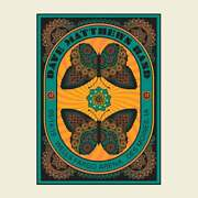 Dave Matthews Band Poster 5/14/2019 Des Moines Ia Signed A/p Artist Proof