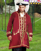 Menand039s Captain Easton Coat High Quality Hand Crafted One By One Cool