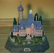 Disneyand039s Cinderella Tremaine Manor Big Fig -brand New/mint In Box