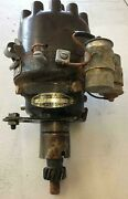 12 Cylinder Distributor And Cap By Delco Remy 4082 4952 Made In Usa