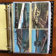 [113] Fresno Kern Kings Tulare And Mariposa County California Postcards + [posted]