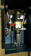 Cembre Sd-10en-110 Rail Railway Sleeper Drill Wood Wooden Drilling Auge V Clean