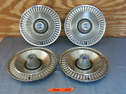 Ford Galaxie Used Hubcap Wheel Covers 14 Hub Caps 3480