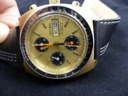 Very Rare Vintage Sicura Automatic 17jewels Movement 7750