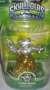 Skylanders Swap Force Stink Bomb Gold And Silver Variant Very Rare In Hand