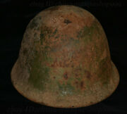 11 Old China The Republic Of China Era The Kuomintang Bronze Helmet Safety Hat