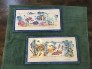 Hand Remarked And Signed Watercolor Print By Patricia Shilling Stewart