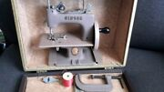 Vintage Singer No.20 Sew Handy Child Sewing Machine W/box And Clamp