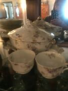 Limoges Haviland France China Dinnerware 1900's 63 Pieces. rare