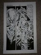 Savage Hawkman 19 Pg 20 Hawkman Pummeled By Blockbuster And Left For Dead