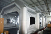 Top-grade 1 Pc Giant Oxford Cloth Inflatable Spray Painting Booth Fast Shipping