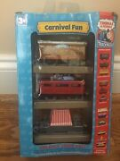Carnival Fun Thomas And Friends Trackmaster 3 Train Cars Nrfb New