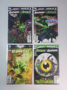 Dc Comics The Brave And The Bold Batman And Green Lantern 1 6 2007 Earth 2 3