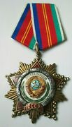 Original Order Of Friendship Of The Nations 28366/ussr-russia/free Ship In Usa