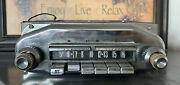 Vintage 1957 Mercury Town And Country Radio With Knobs Hot Rat Rod
