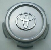 1998 - 2002 Land Cruiser Painted Silver Aftermarket Center Cap P/n 42603-60250