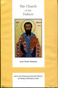 Uncommon Catholic Book - The Church Of The Fathers By John Newman New In Wrap