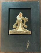 Erte At 95 The Complete New Graphics W/ Bronze Rigoletto Signed And Numbered