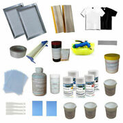 New Brand 1 Color Silk Screen Printing Consumable Materials Kit -low Cost Kit