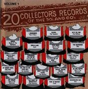 20 Collectorand039s Records Of The 50and039s And 60and039s Vol.1