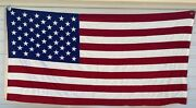Heavy Duty Us 50 Star Flag Valley Forge Flag Company Inc Spring City Pa 5and039 X 10and039
