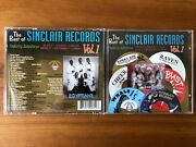 The Best Of Sinclair Records Volume 1 Cd - The Egyptians - The Brooks Four