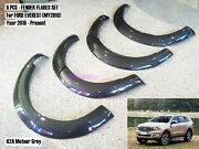 [a] Meteor Grey 42a Fender Flares Arch For Ford Everest My2019 2018 2019 2020