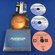 Ps1 Star Ocean The Second Story + Spine Card Ntsc-j Version