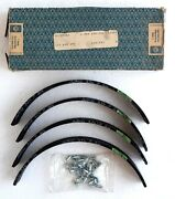 Original Vw Front Brake Lining Kit For Early Air Cooled Beetles/ghia
