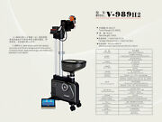 Late 2020 Yandt 989h2 Ai Voice Control Ping Pong Table Tennis Robot Ball Machine