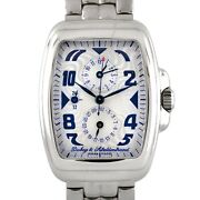 Dubey And Schaldenbrand Aquaduo Stainless Steel Automatic Watch