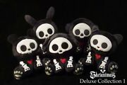 Skelanimals Deluxe 10 Plush - New Old Stock With Tags. Still In Bag - 5 Choices