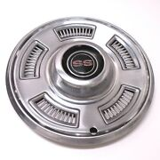 Used 1967 Chevy Chevelle Ss 14 Wheel Cover Hub Cap One Only Gm 3893342