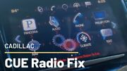 Cadillac Ats Cts Srx Xts Cue Replacement Touch Screen - Repair Service