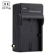 Camera Battery Charger For Nikon/ Canon/ Sony Dslr Digital Cameras,us Plug New