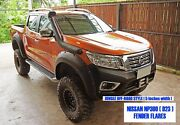 Jungle Offroad Fender Flares Arch For Nissan Navara Frontier Np300 D23 15-20