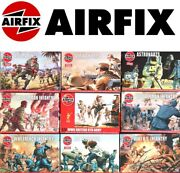 Vehicles Soldiers Ww1 Wwii Military Models Tanks Infantry Airfix Classic Kits