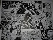 Justice League 26 Pgs 2 And 3 Jla Future Kids 1st App Issue And 2'nd + 3'd Page Ever