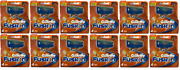 Gillette Fusion Refill Razor Blade Cartridges, 8 Ct. Pack Of 6