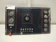 Thompson Boat Dash/gauge Cluster Complete Used