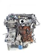 Engine With Add-on Parts Of 2017 Ford Kuga Ii Dm2 2.0 Tdci T7ma