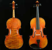 Proud Viola 15and039and039 Size Master Wangand039s Own Work Tastefully Antiqued Oil Varnish W10