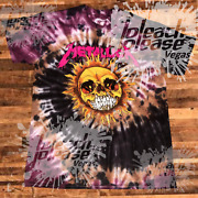Metallica Pushead Sun T Shirt Tie Dye Adult Sizes Officially Licensed