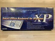 Vintage Micro Innovations Computer Keyboard - Microsoft Wired Ez6000