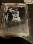 2020 Topps Clearly Autentic Kyle Lewis Mariners Rc Auto