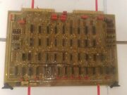 New Britain Injection Mold -900-020 Clamp Module Command I Circuit Board Plc