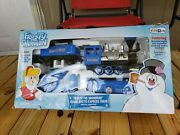 Scientific Toys Frosty The Snowman Grand Artic Express Battery Train Set